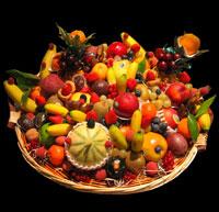 Panier du march lille - Corbeille de fruits a domicile ...
